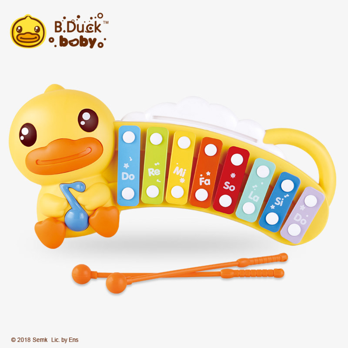 Hand Piano Toy