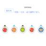 Bikit GUARD (香港行貨)韓國防蚊扣 圓形-柚子