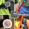 Bikit GUARD Mosquito Repellent Clip-LINE BROWN
