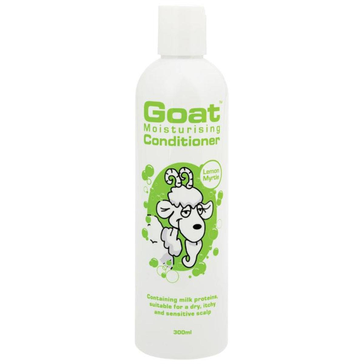 Goat conditioner with lemon Myrtle 300ml (Parallel Import)