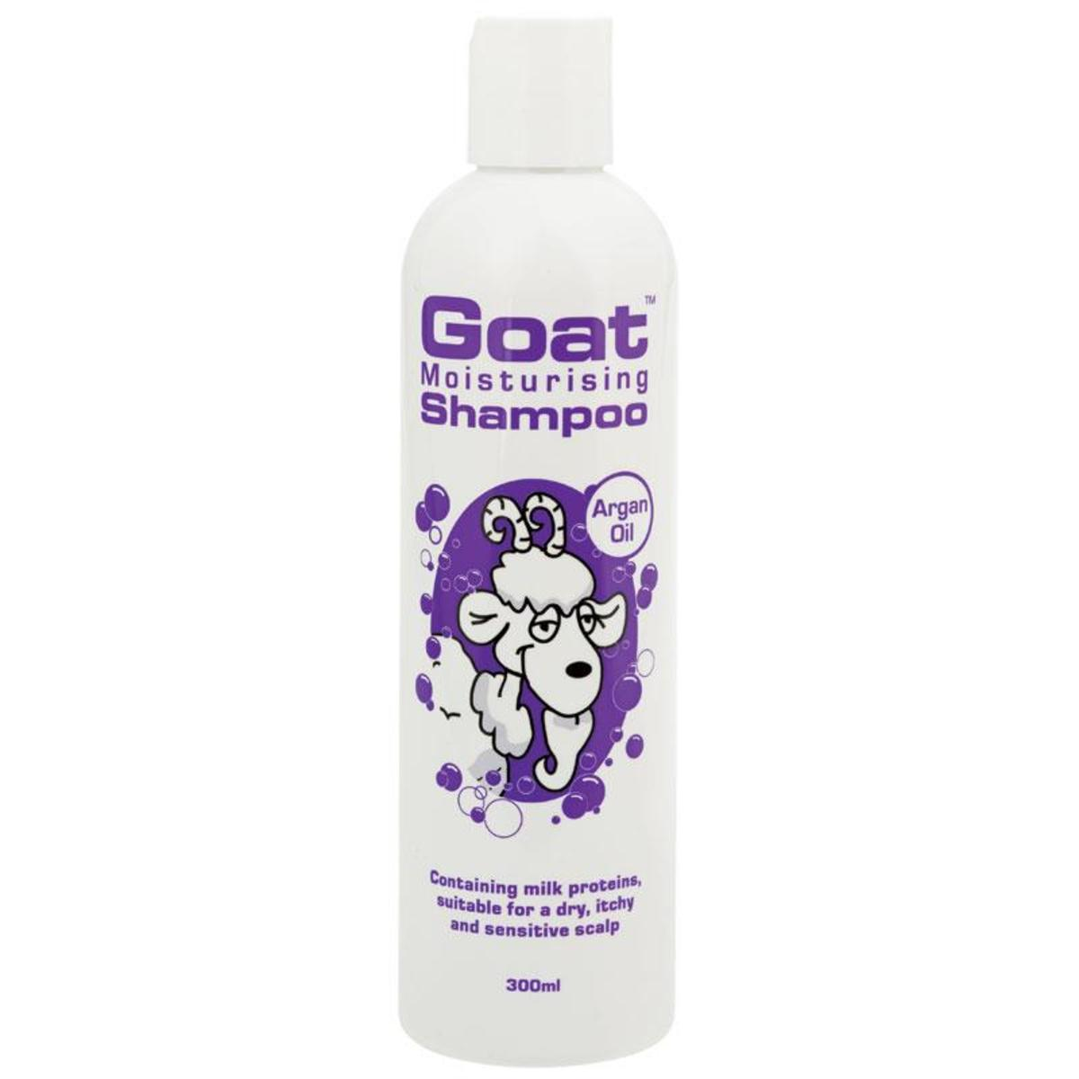 Goat Shampoo with Argan Oil 300ml (Parallel Import)