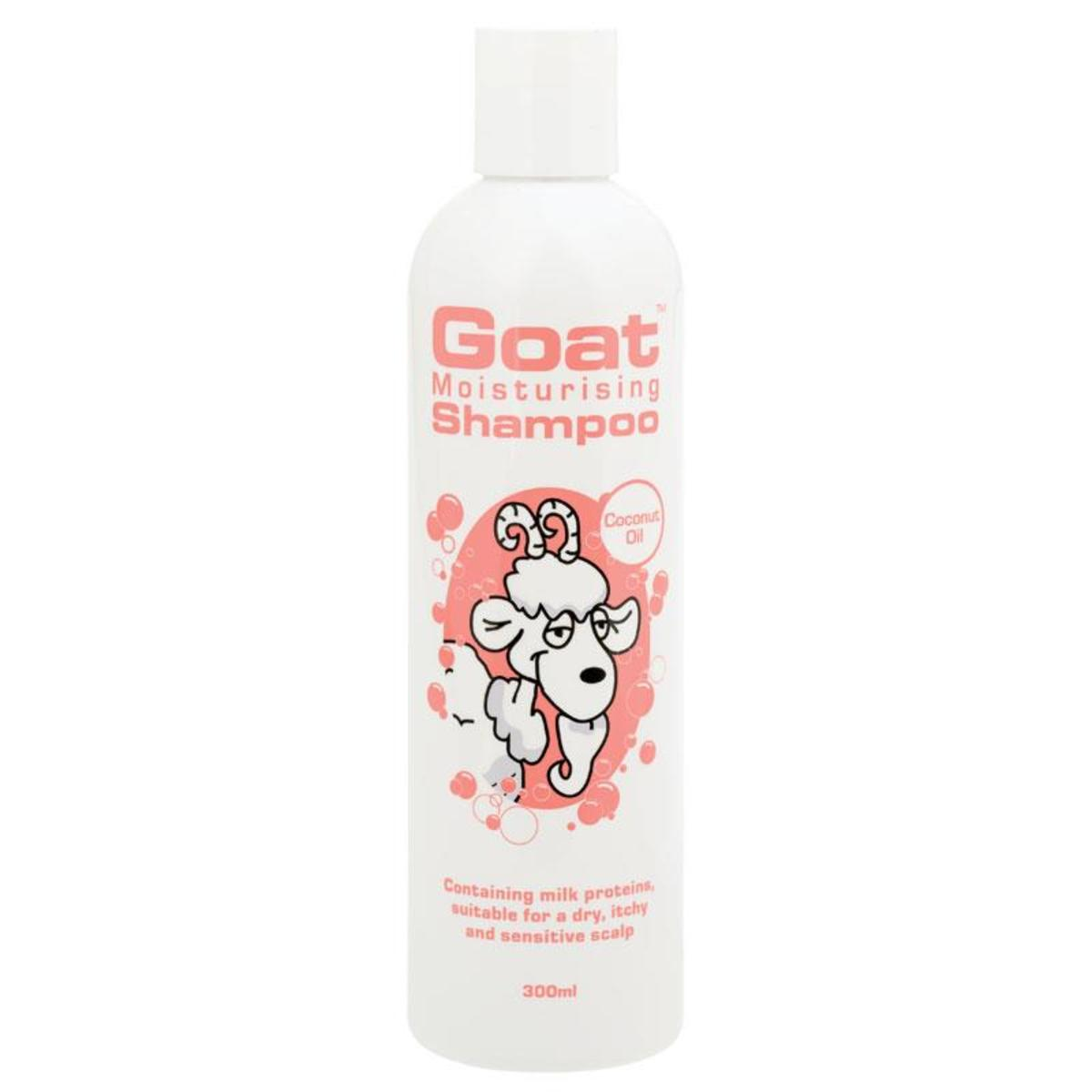 Goat Shampoo with Coconut Oil 300ml (Parallel Import)