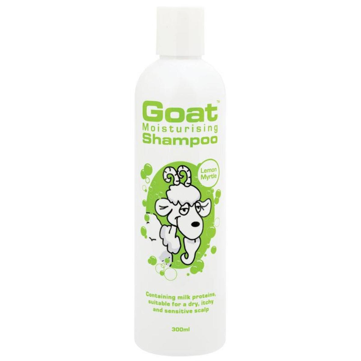 Goat Shampoo with lemon Myrtle 300ml (Parallel Import)