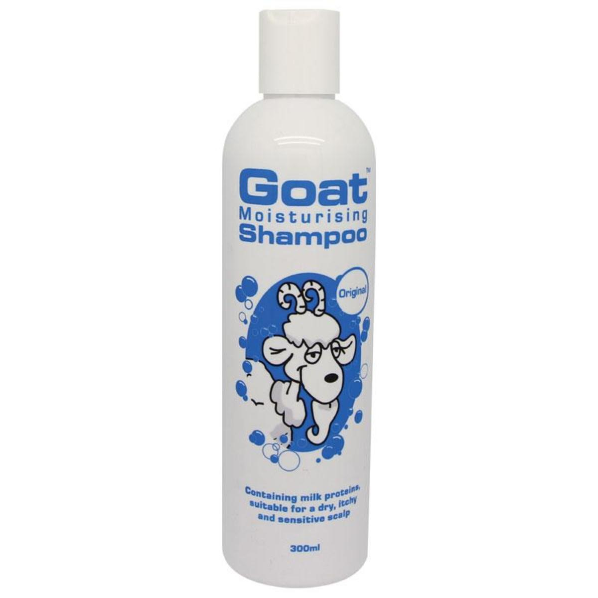 Goat Shampoo with original 300ml (Parallel Import)