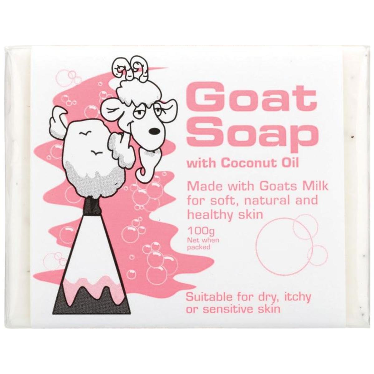 Goat Soap 澳洲純羊奶皂 - 椰子油 (平行進口)