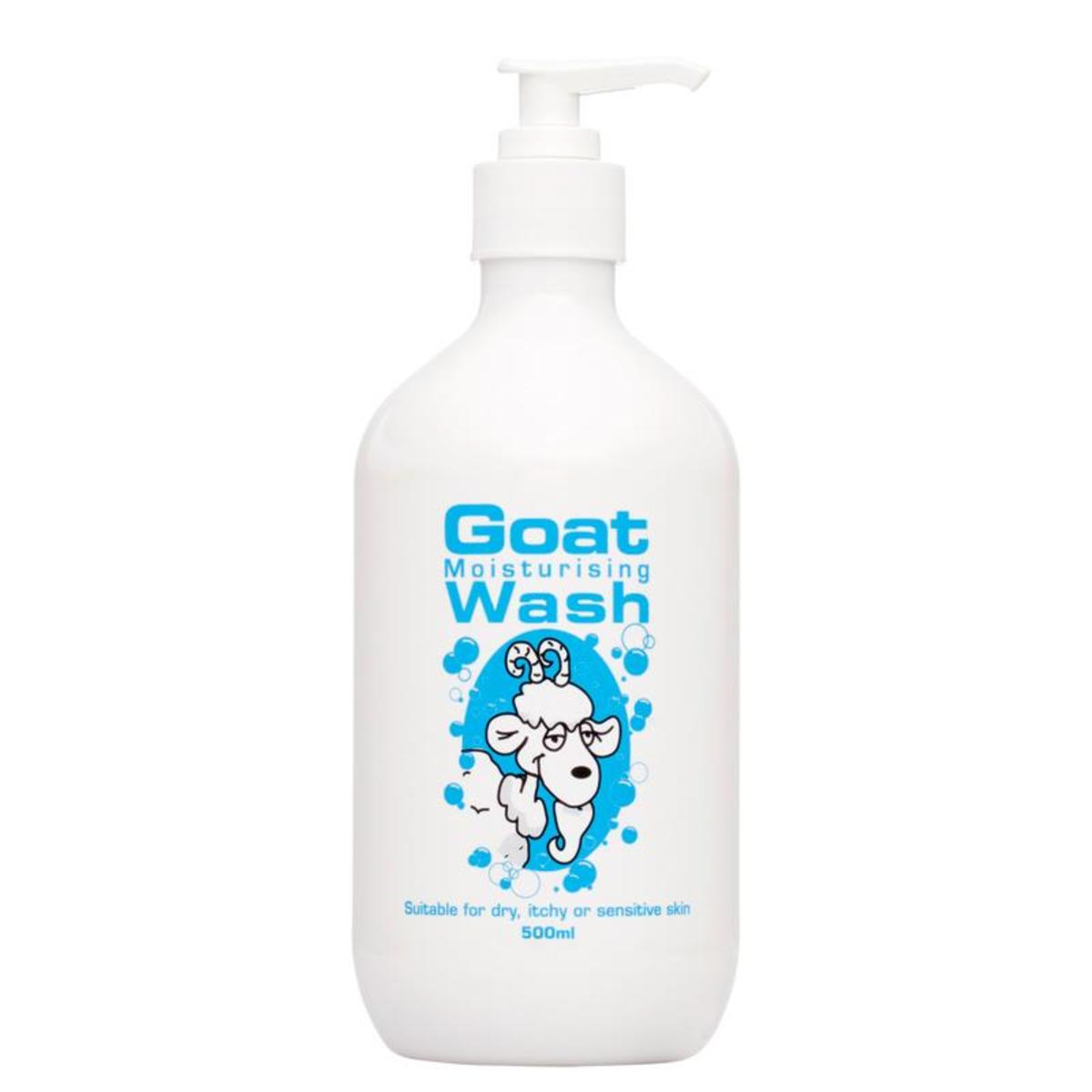 Goat Body Wash with original 500ml (Parallel Import)