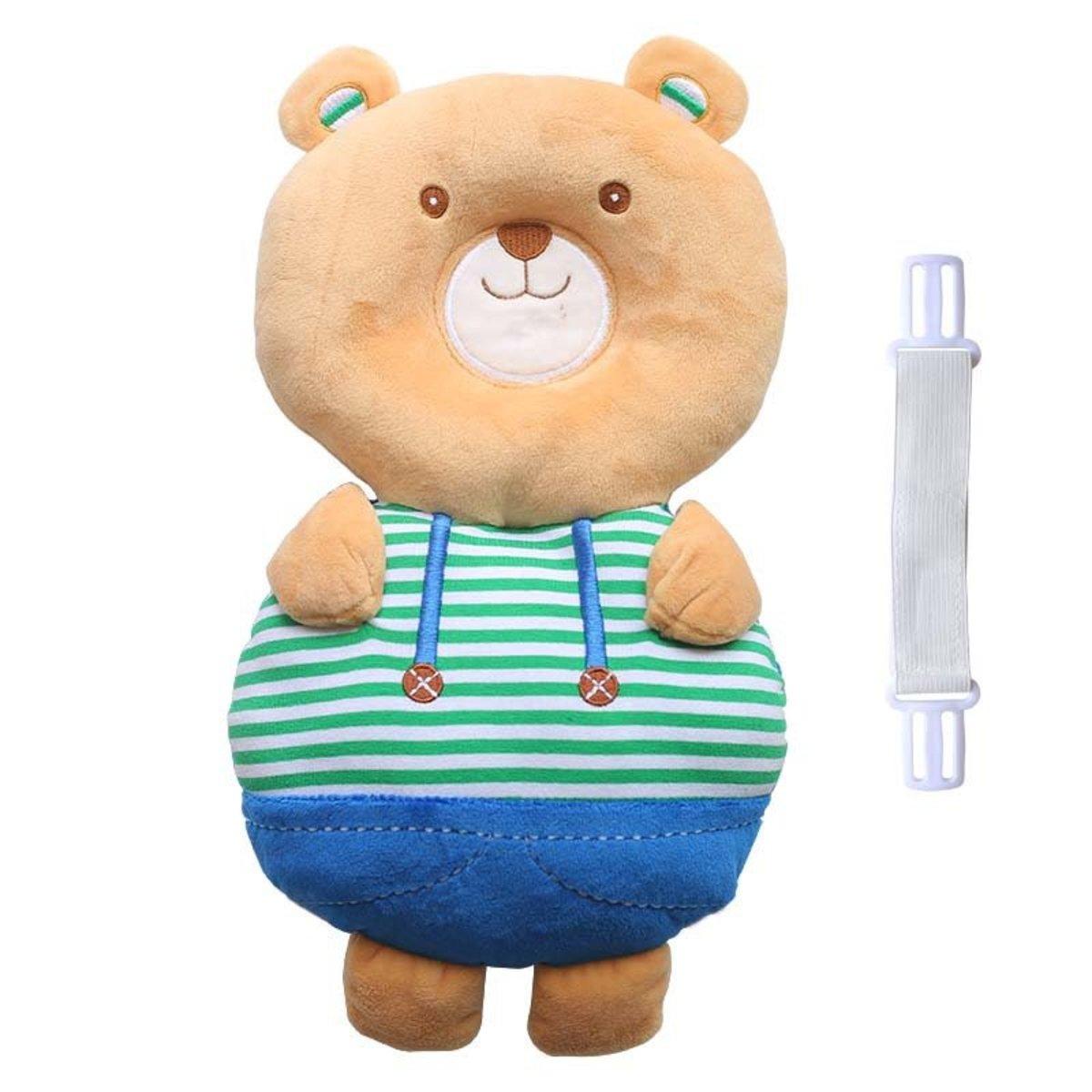 兒童防摔學步護頭枕-小熊