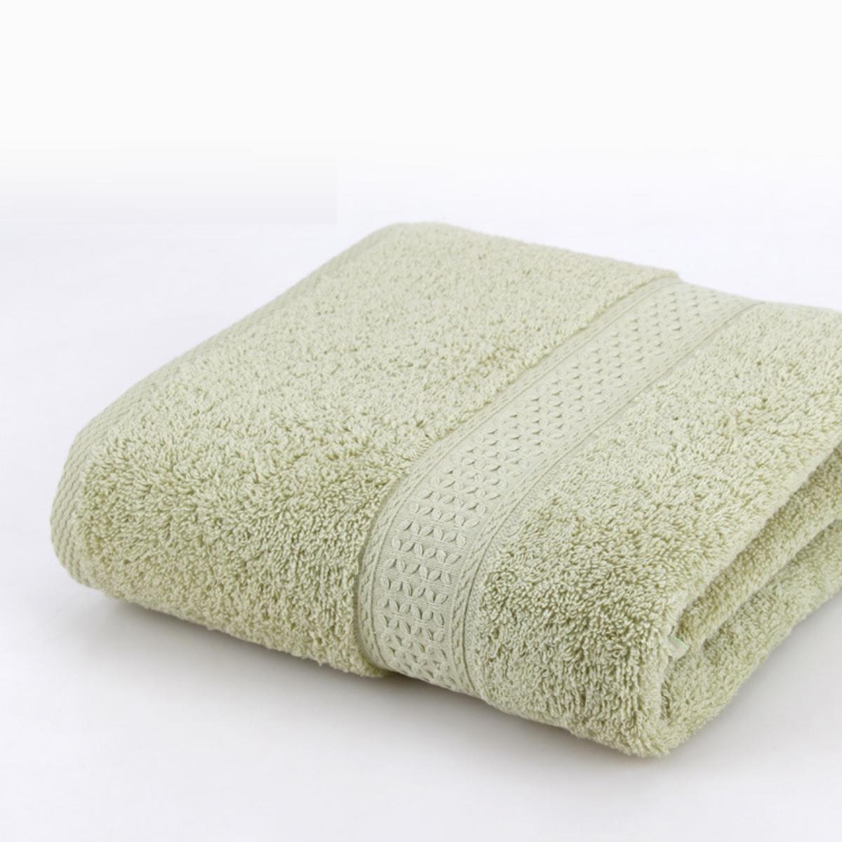 Bath Towel Green (140cm x 70cm) (Parallel Import)
