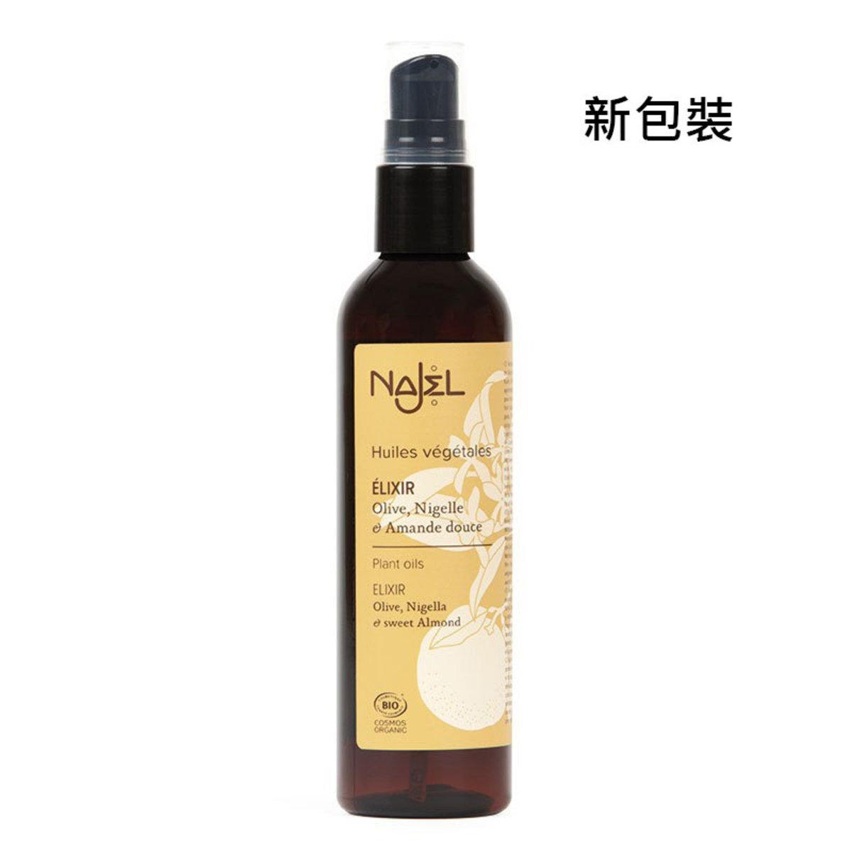 (香港行貨) Najel 有機三合一精華油