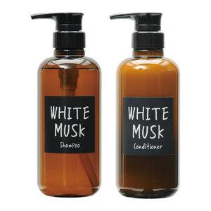 John's Blend 洗護套裝(洗頭水+護髮素)White Musk(Master tonyagai 跨境直營店)