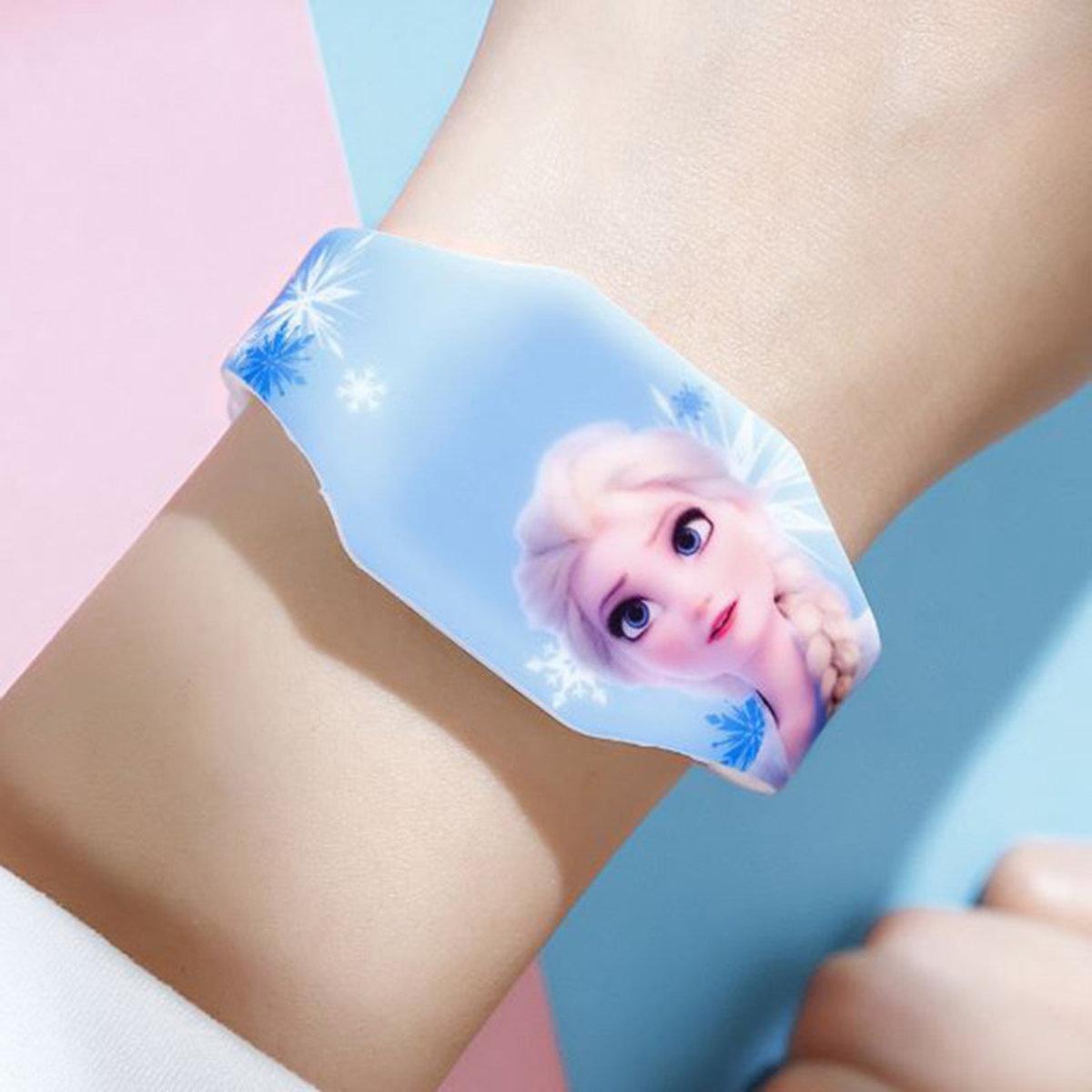 Frozen LED Elsa LED Electronic Watch
