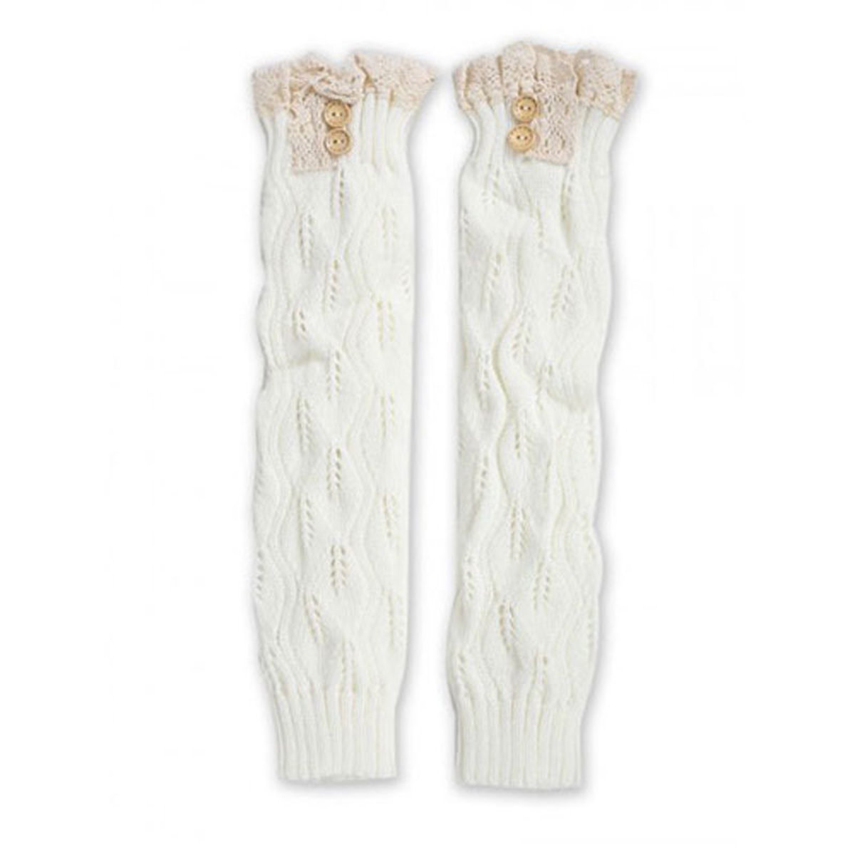 Choice Winter Knee High Cotton-Blend Boot Socks