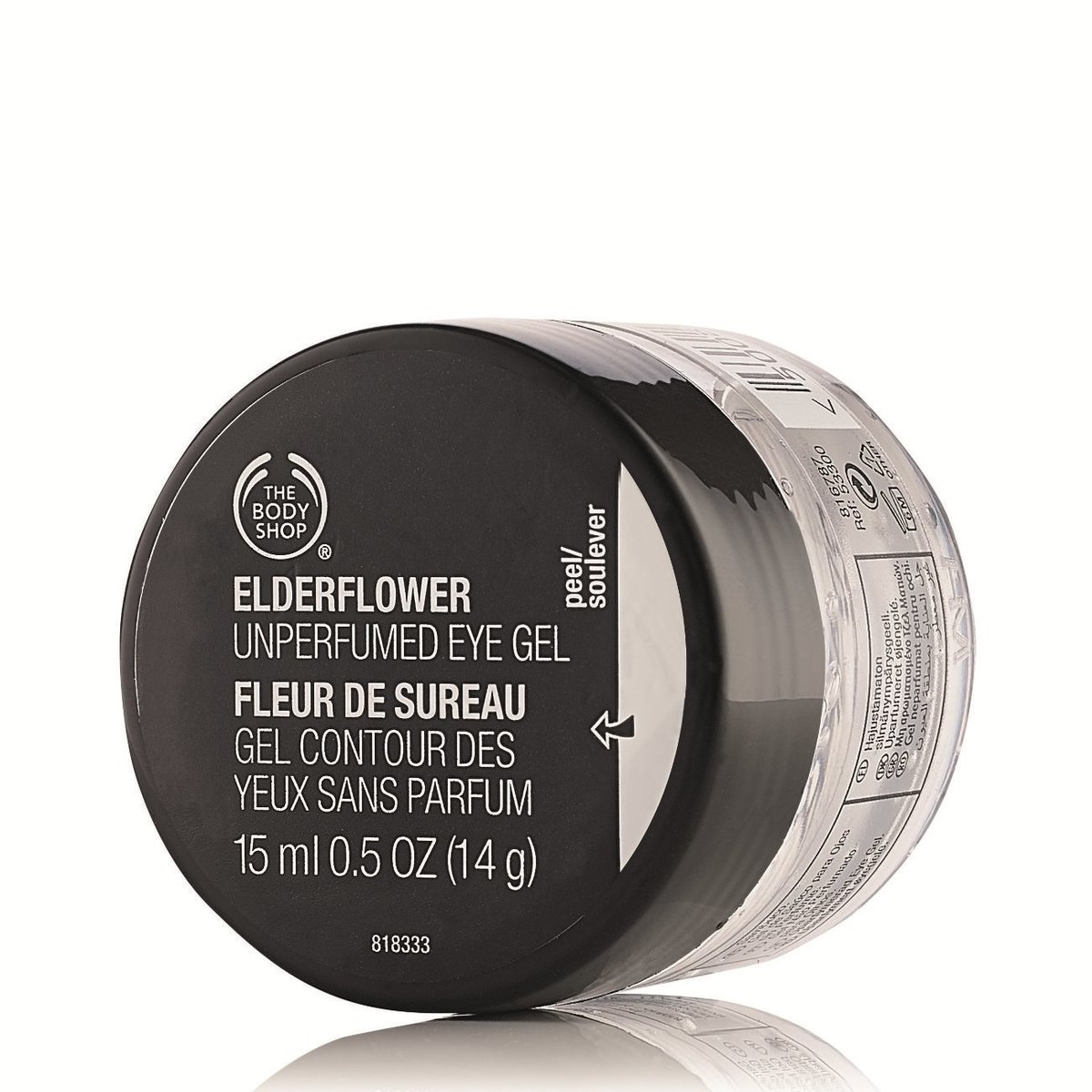 Elderflower Unperfumed Eye Gel