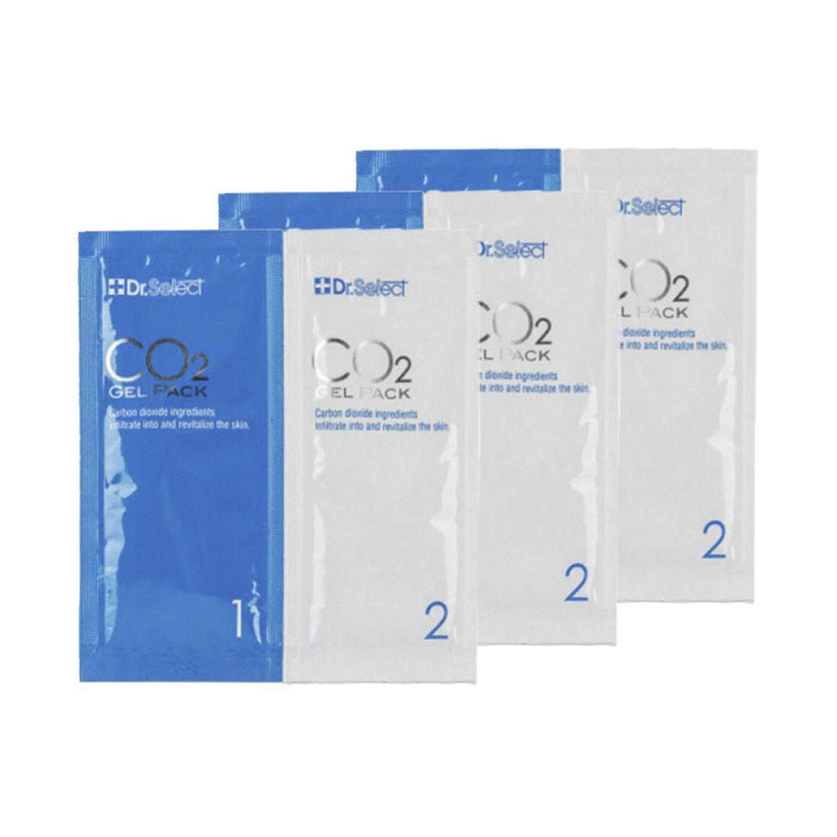 CO2 Gel Mask (3 packs)