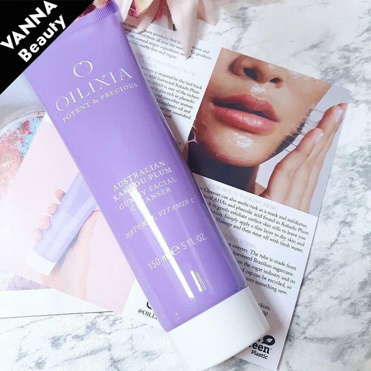 Australian Kakadu Plum Gummy Facial Cleanser Natural No Additives Suitable for Sensitive Skin 150ml