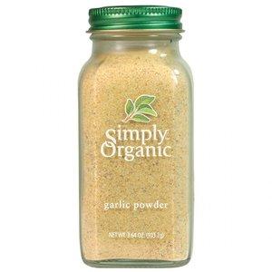 Simply Organic 有機大蒜粉 (100%有機大蒜) 3.64oz (103g)