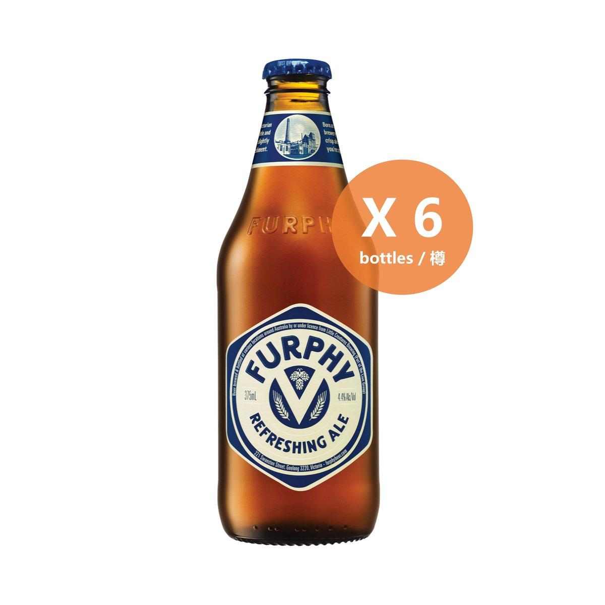 Refreshing Ale - 375ml x 6 Bottles