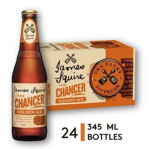 James Squire [原箱] 柑橘麥香啤酒 - 345毫升樽裝 345毫升 x 24