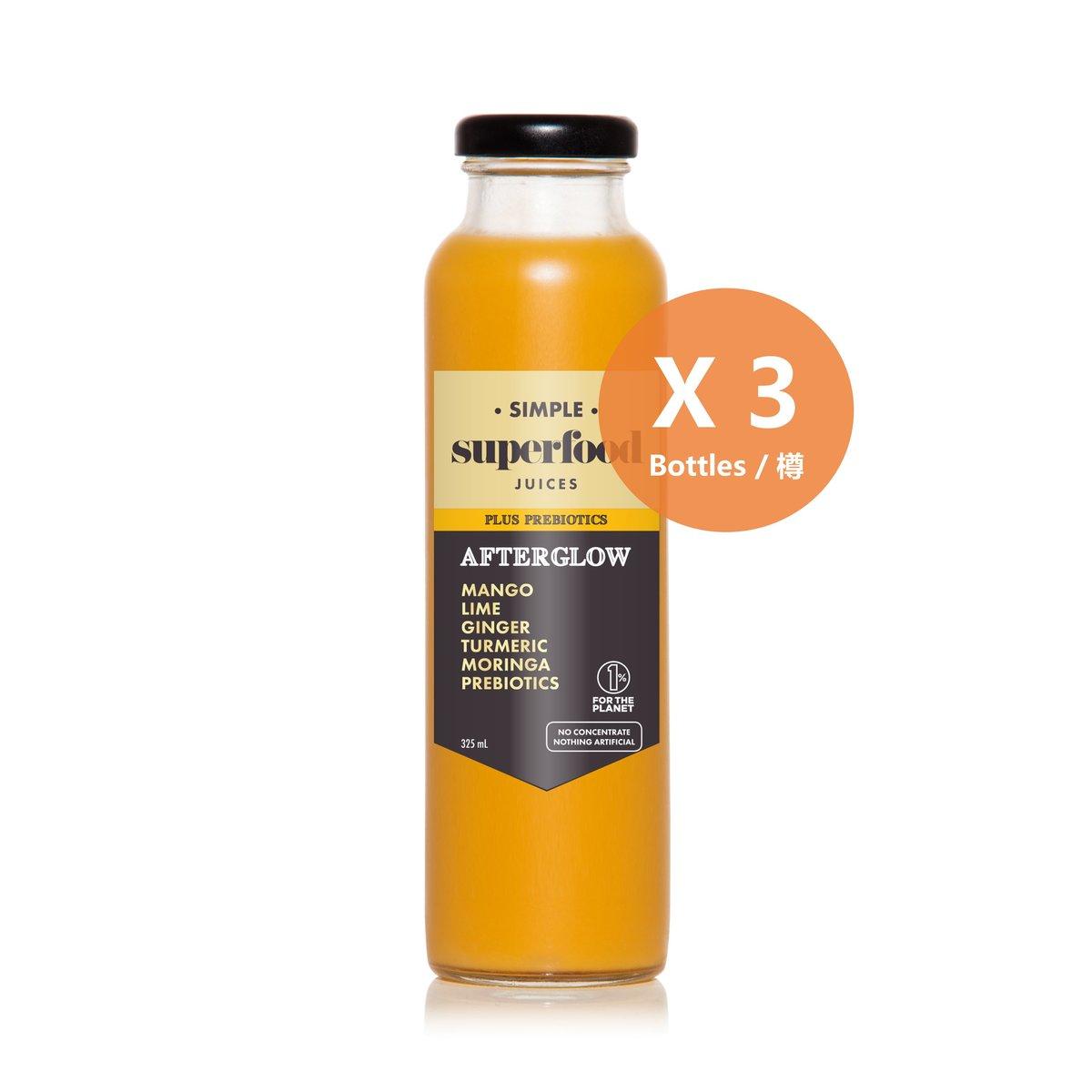 氧化剋星益生元果汁 - 325毫升 x 3樽裝