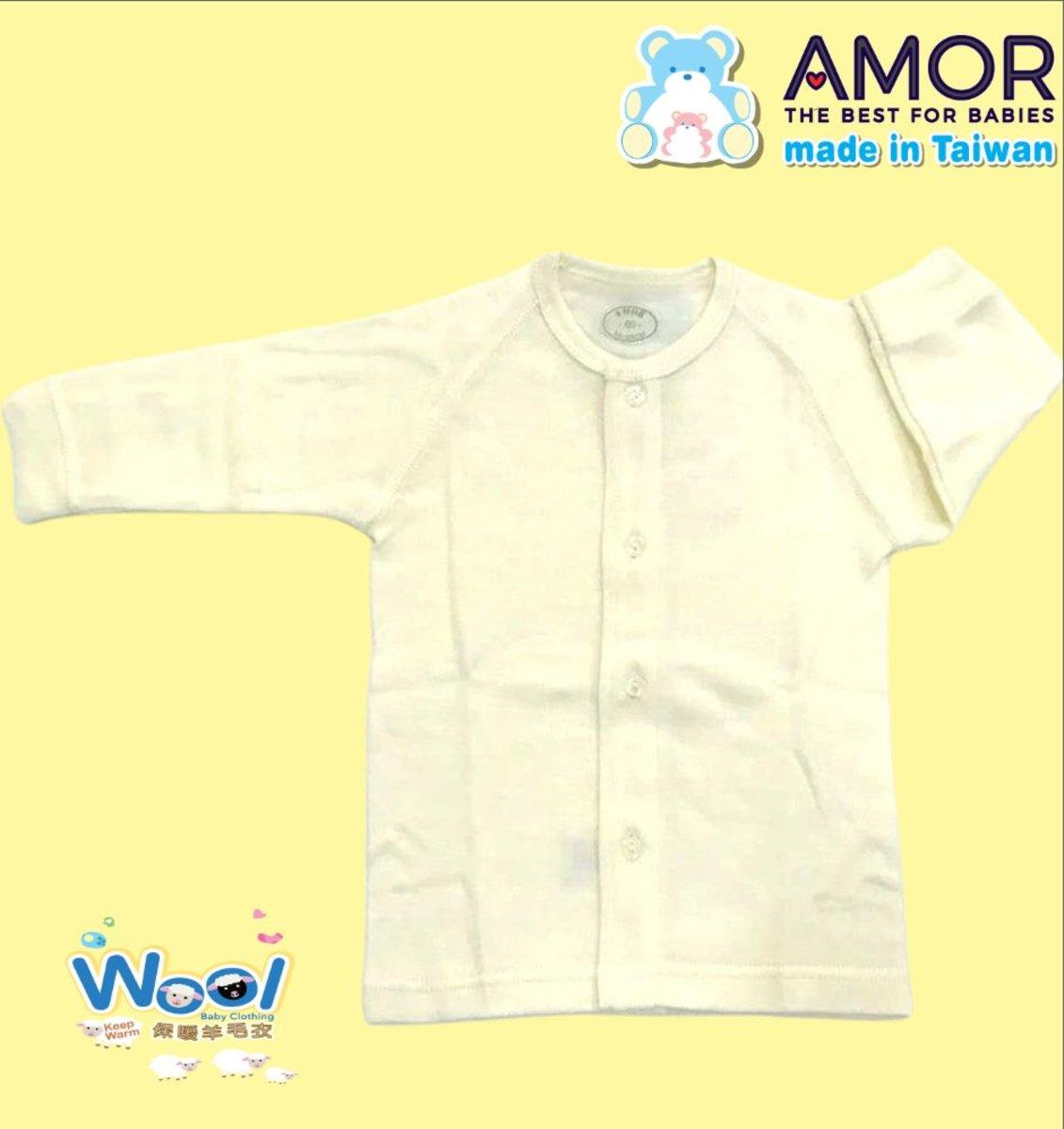 Shirt-front open (Wool)