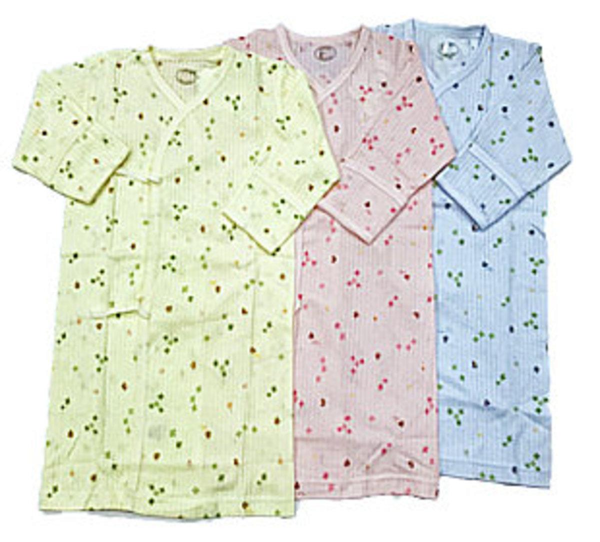 精梳棉台灣製-長肚衣-包袖