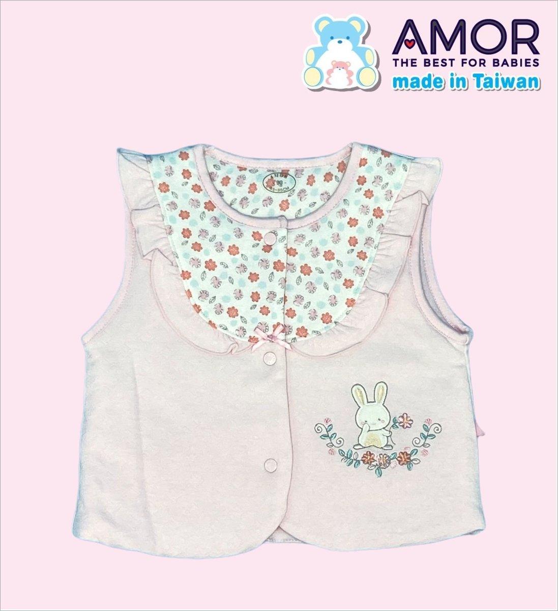100% Combed Cotton MiT-Vest