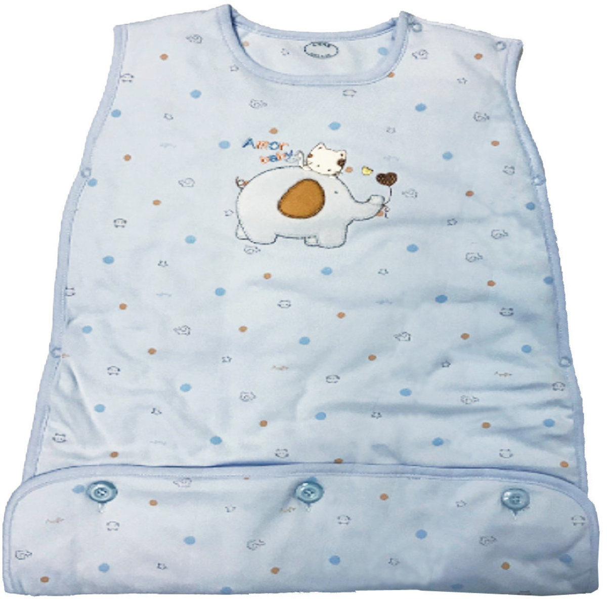 Sleeping Vest Gown