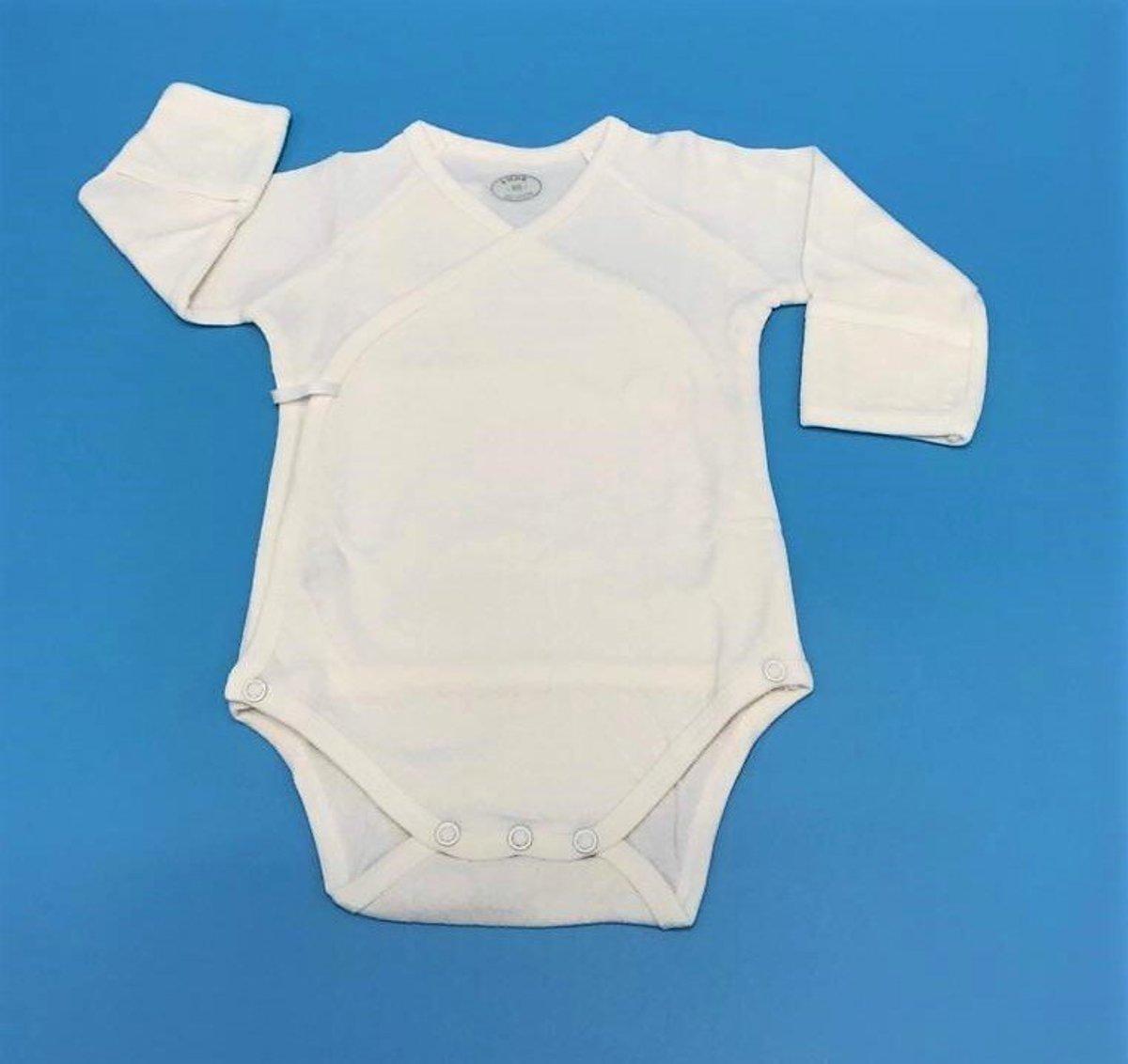100% Combed Cotton MiT-Kimono Body
