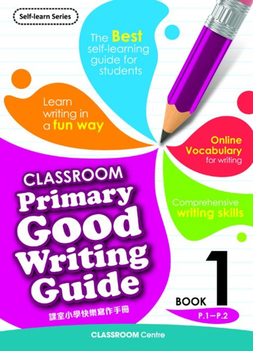 CLASSROOM Primary Good Writing Guide Book 1