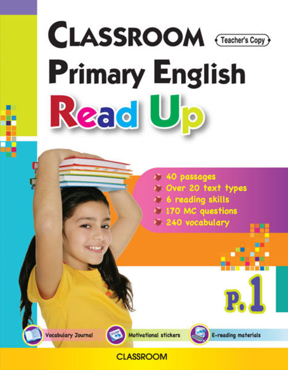 CLASSROOM Primary English Read Up P1