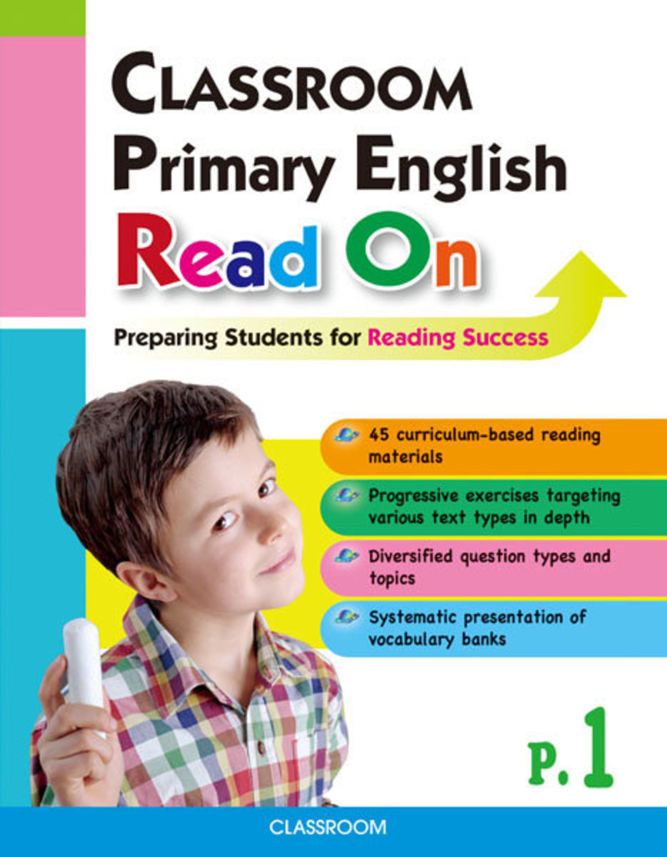 CLASSROOM Primary English Read On P1