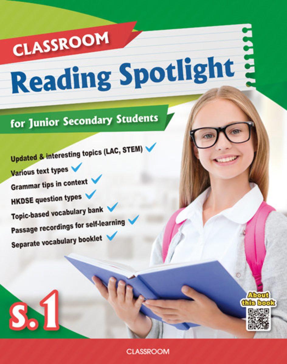 CLASSROOM Reading Spotlight S.1