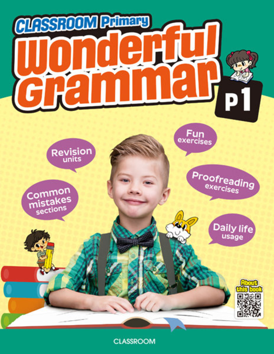 CLASSROOM Primary Wonderful Grammar P.1