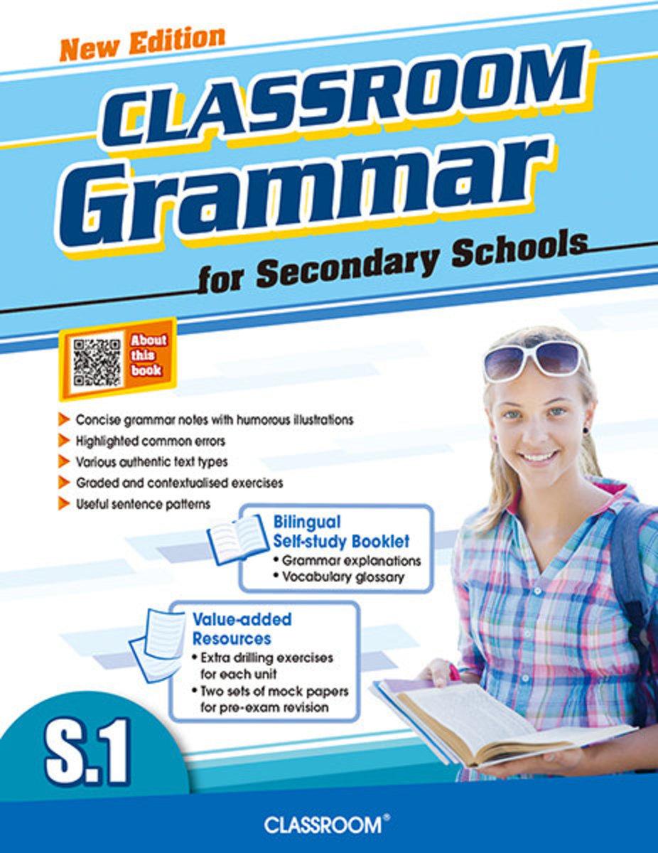 CLASSROOM Grammar for Secondary Schools (2019) S.1