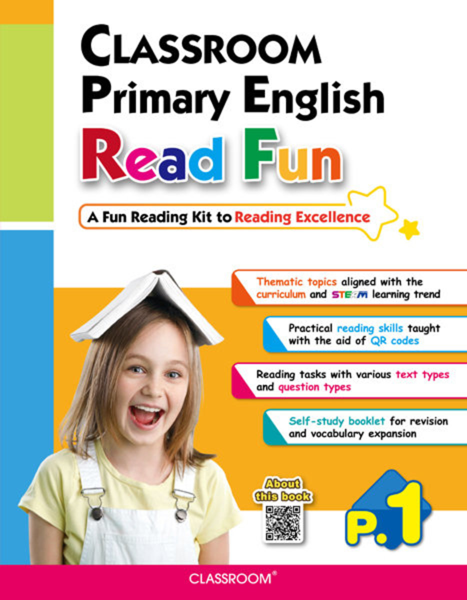 CLASSROOM Primary English Read Fun P.1
