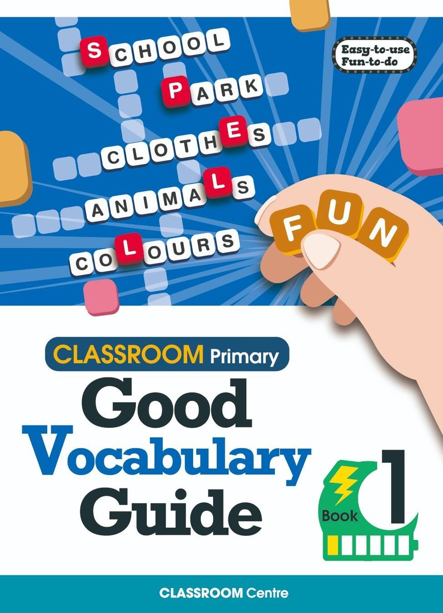 CLASSROOM Primary Good Vocabulary Guide (New Edition) P1