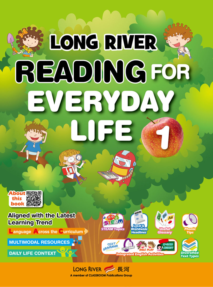 LONG RIVER Reading for Everyday Life P1