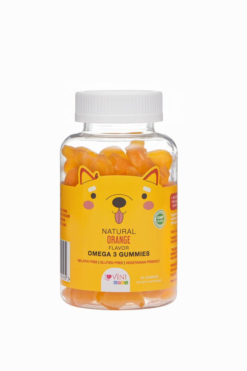 Omega 3 Gummies