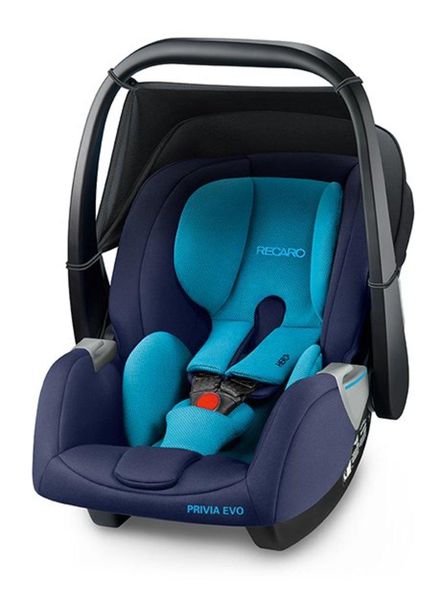 Privia Evo 汽車安全座椅