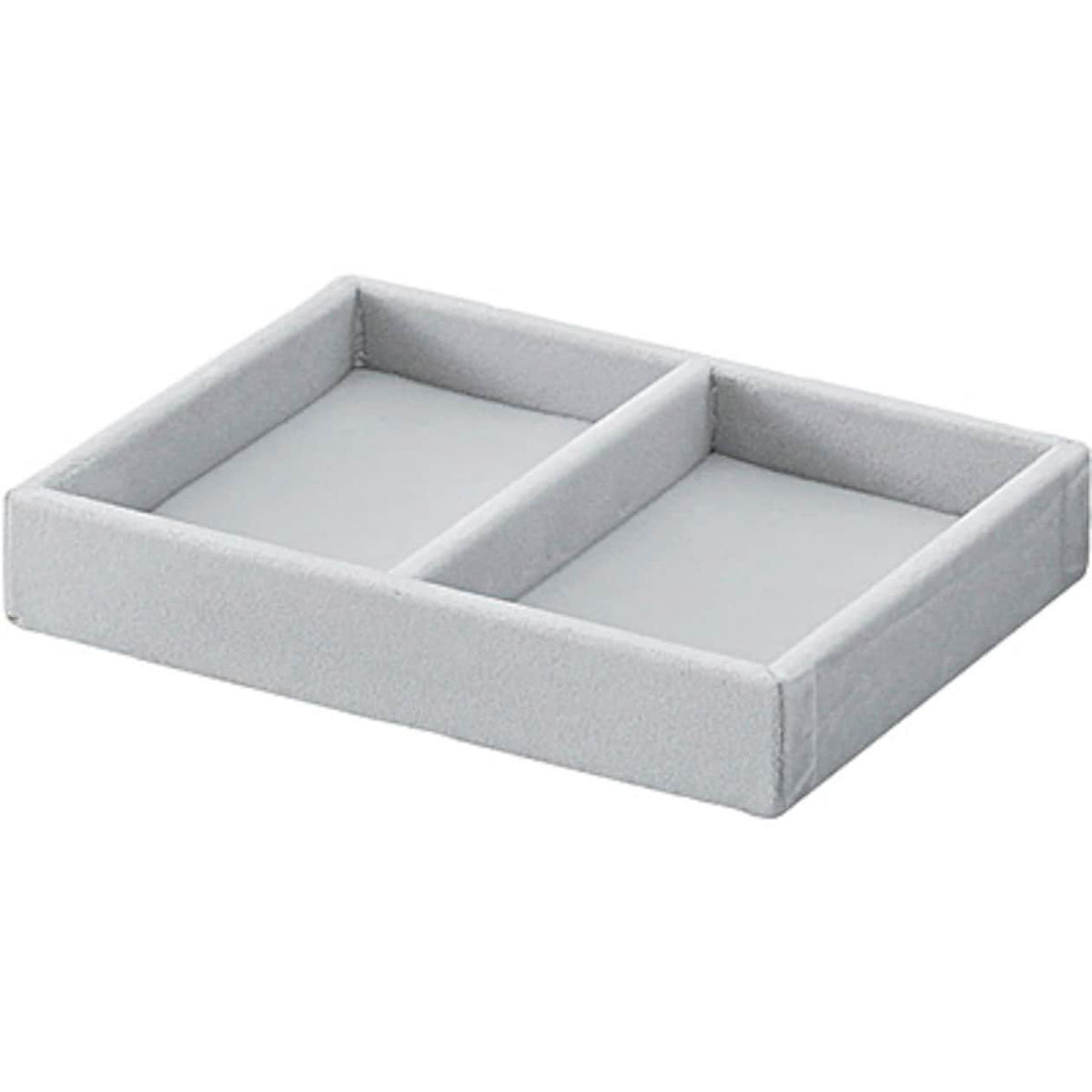 Velour Longitudinal Tray