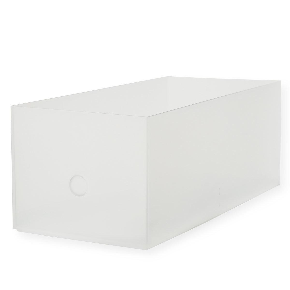 PP File Box 1/2 - Wide