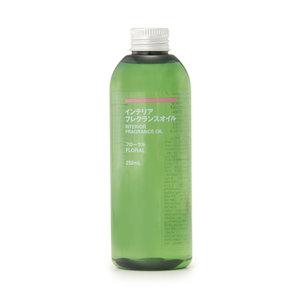 無印良品 室內香氛油補充裝 - 花香【250毫升】 250ml