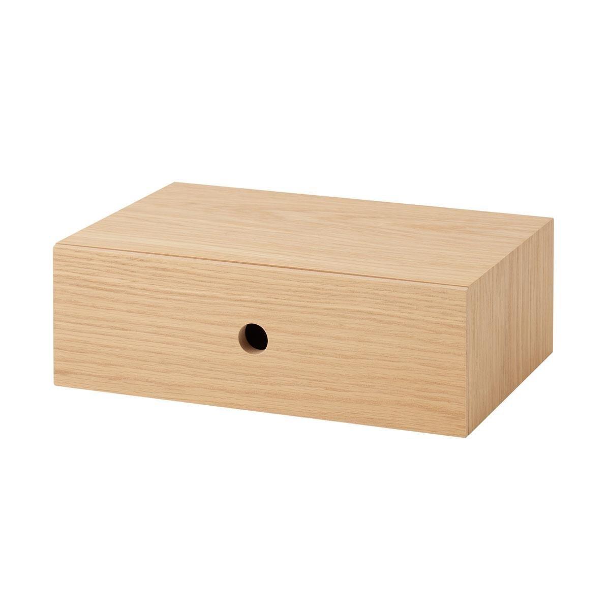 Wooden MDF 1 Drawer Storage