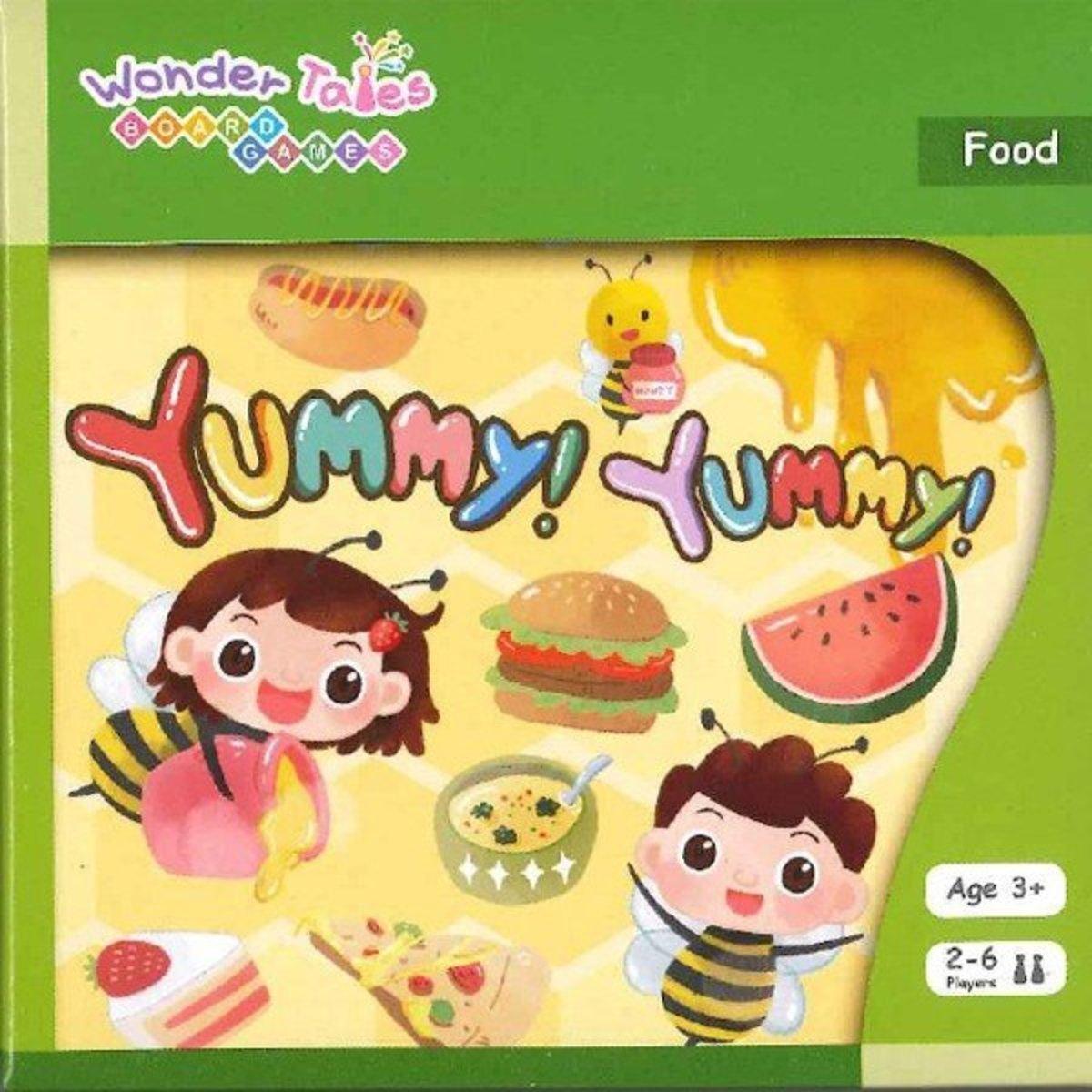 Wonder Tales Board Games 英語桌遊—Yummy! Yummy!