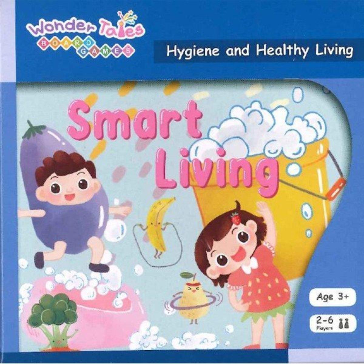 Wonder Tales Board Games 英語桌遊—Smart Living