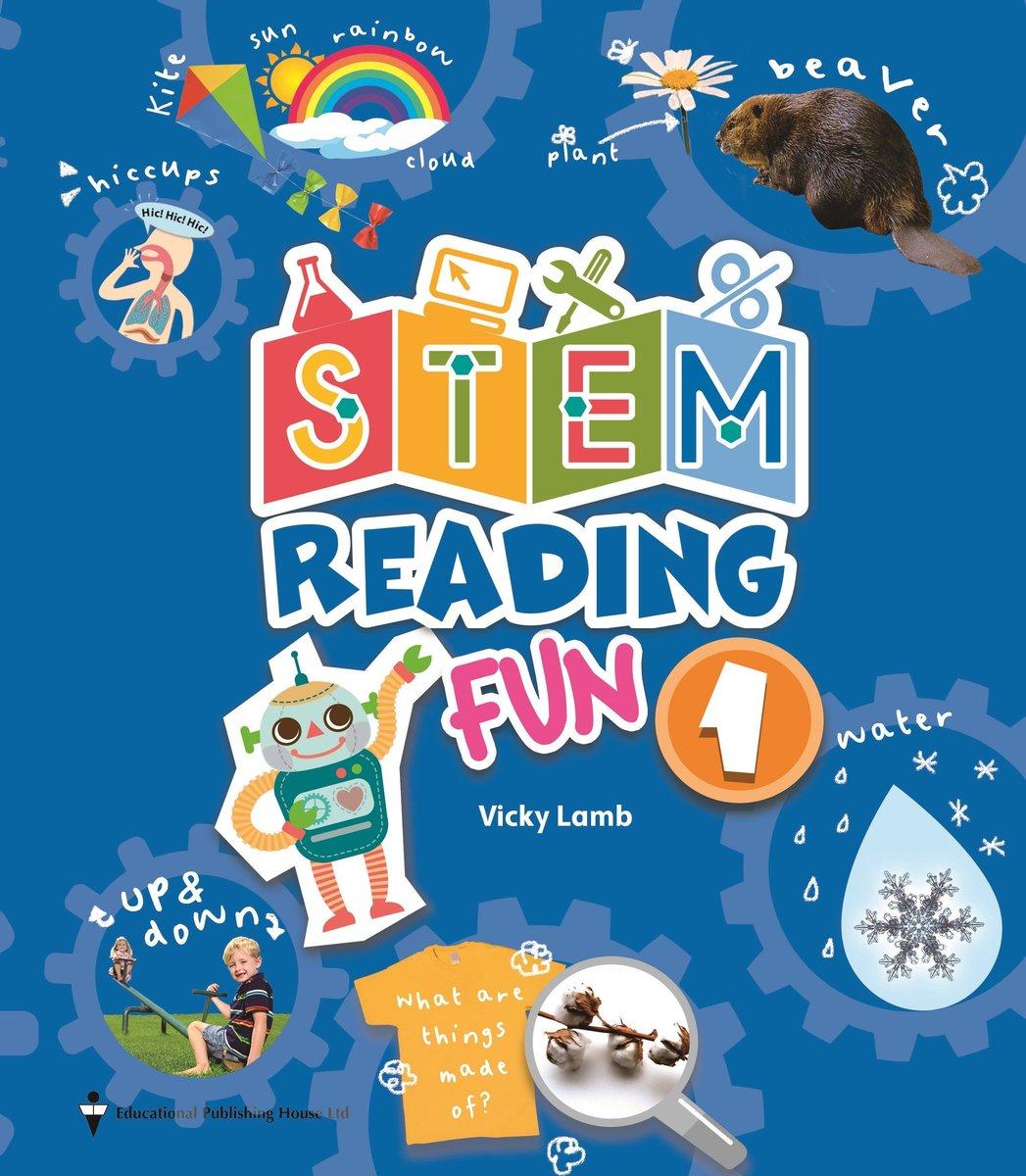 STEM Reading Fun Book 1