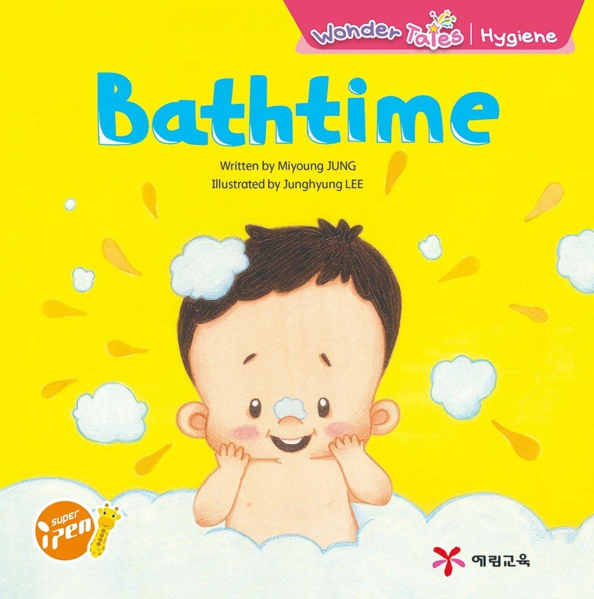Wonder Tales 英文繪本 (K1)—Bathtime