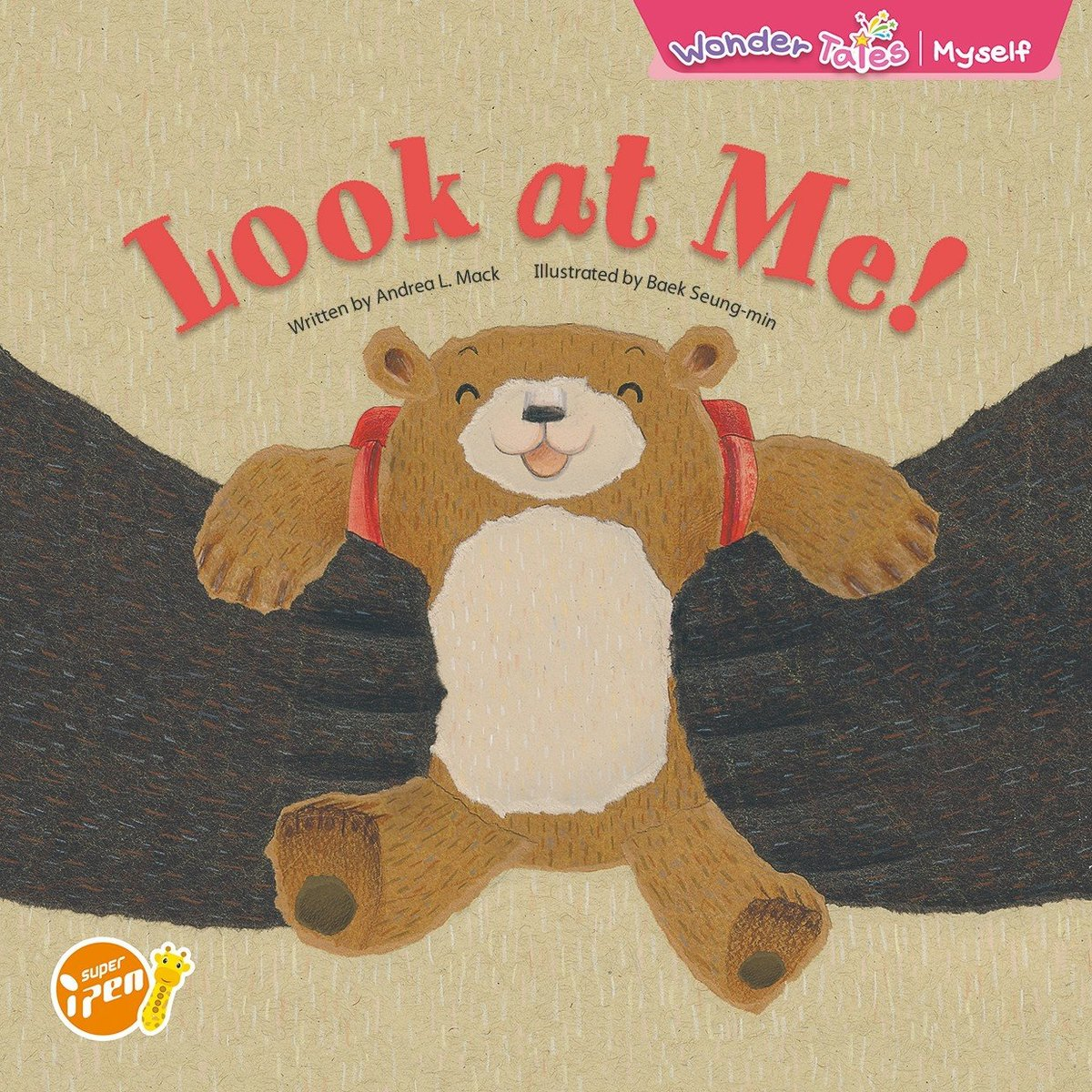 Wonder Tales 英文繪本 (K1)—Look at Me!