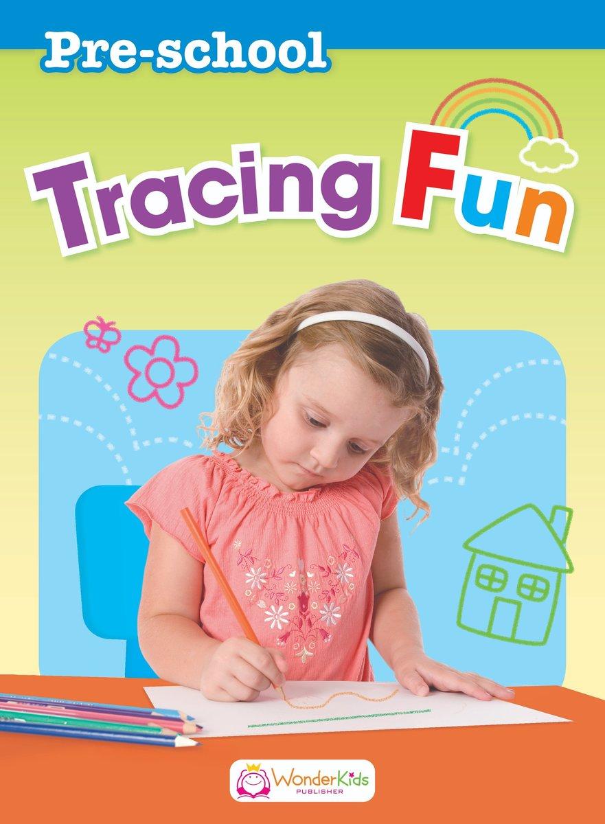 Pre-school Tracing Fun