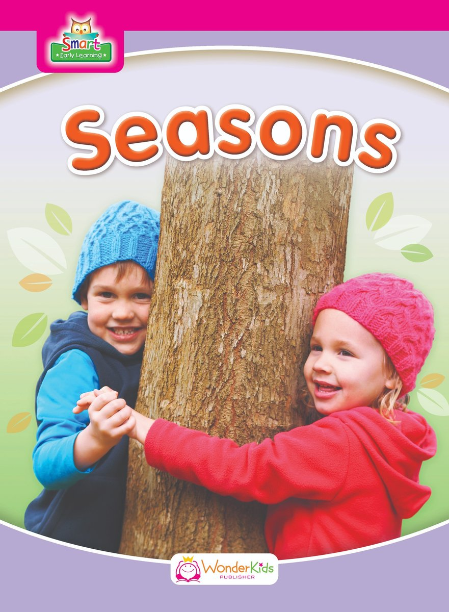 Smart Early Learning Book 7—Seasons